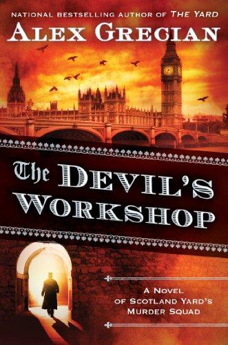 9780399166433: The Devil's Workshop (Scotland Yard's Murder Squad)