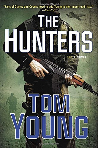 The Hunters (Parson and Gold Novel): Young, Tom