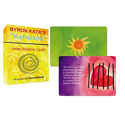9780399166945: Byron Katie's 'Katieisms' Inner Wisdom Cards