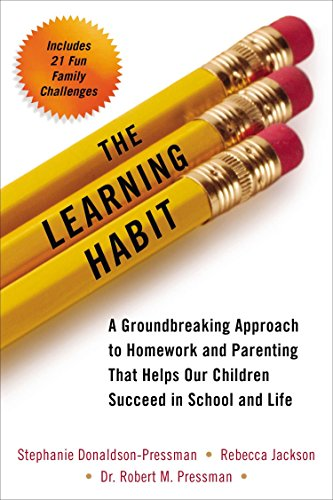9780399167119: Learning Habit: A Groundbreaking Approach to Homework and Parenting That Helps Our Children Succeed in School and Life