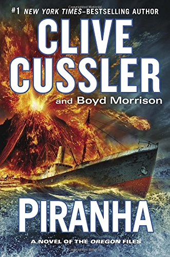 Piranha (The Oregon Files)