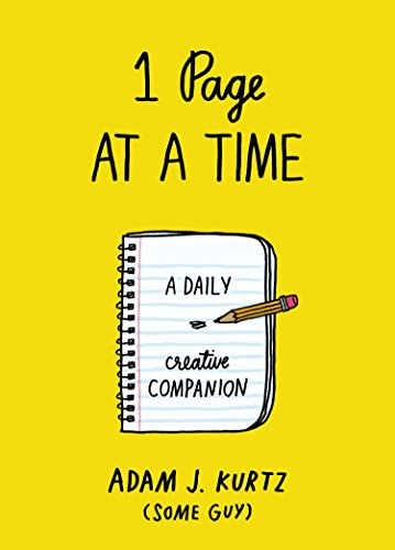 9780399167355: 1 Page at a Time: A Daily Creative Companion