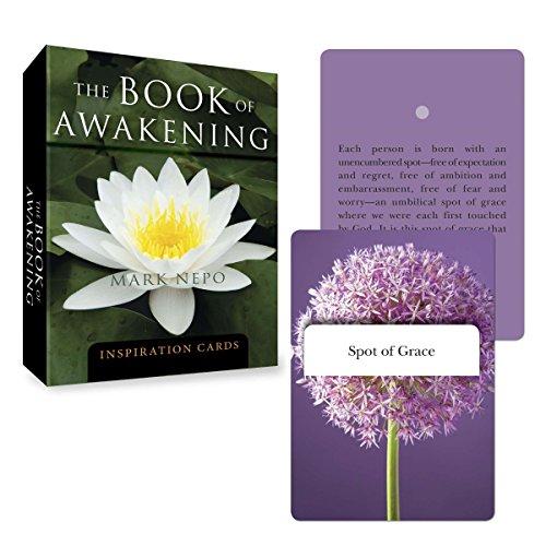 The Book of Awakening Inspiration Cards (Tarcher Inspiration Cards): Nepo, Mark