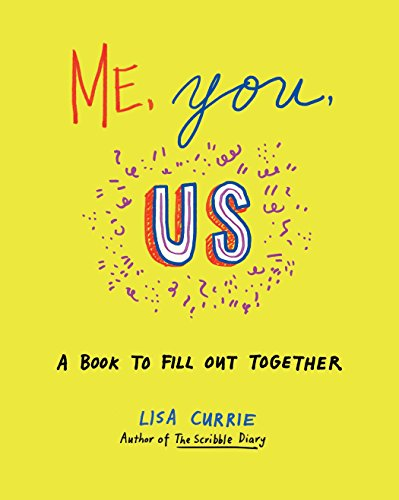 9780399167942: Me, You, Us: A Book to Fill Out Together
