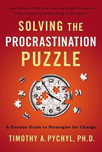 9780399168123: Solving the Procrastination Puzzle: A Concise Guide to Strategies for Change