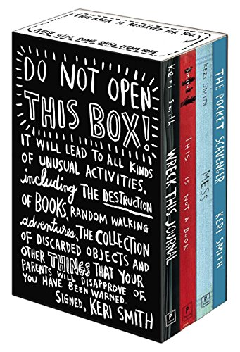 9780399168178: Keri Smith Deluxe Boxed Set