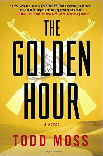 9780399168604: The Golden Hour (A Judd Ryker Novel)