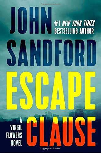 9780399168918: Escape Clause (Virgil Flowers)