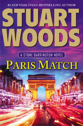 Paris Match (Stone Barrington): Woods, Stuart