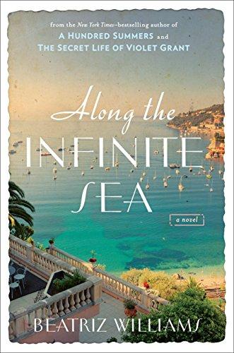 9780399171314: Along the Infinite Sea