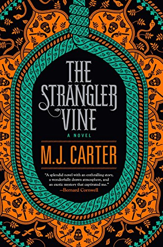 The Strangler Vine: Carter, M.J.