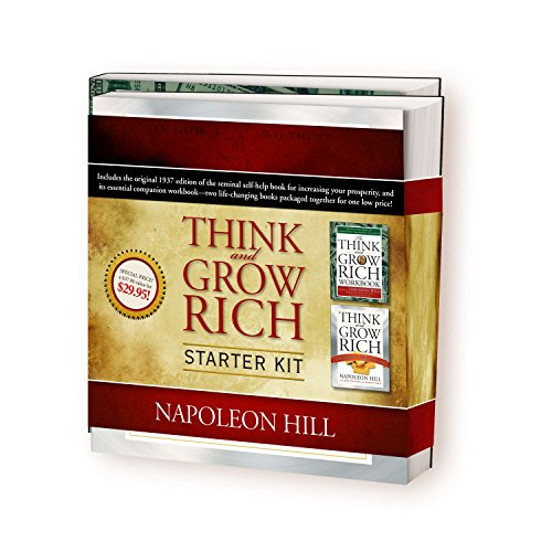 9780399171857: Think and Grow Rich Starter Kit
