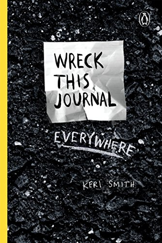 9780399171918: Wreck This Journal Everywhere