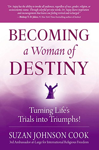 9780399171956: Becoming a Woman of Destiny: Turning Life's Trials into Triumphs!
