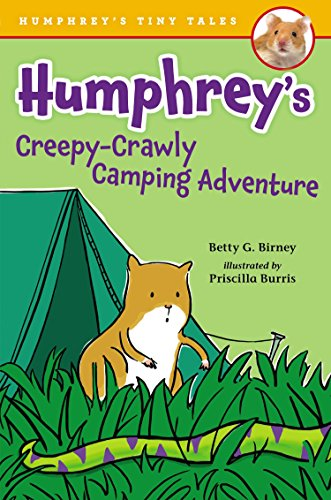9780399172274: Humphrey's Creepy-Crawly Camping Adventure (Humphrey's Tiny Tales)