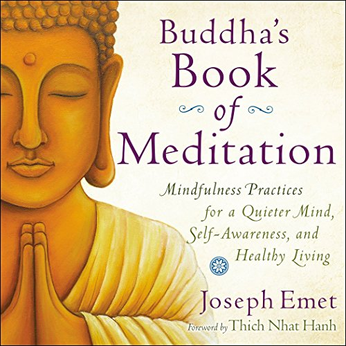 9780399172625: Buddha's Book of Meditation: Mindfulness Practices for a Quieter Mind, Self-Awareness, and Healthy Living