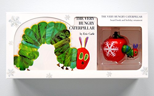 9780399173172: The Very Hungry Caterpillar Board Book and Ornament Package