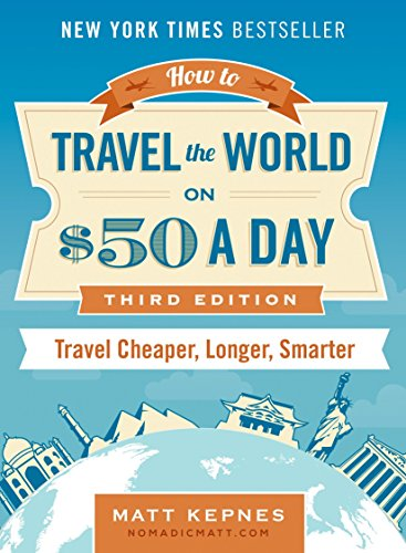 9780399173288: How to travel the world on $50 a day