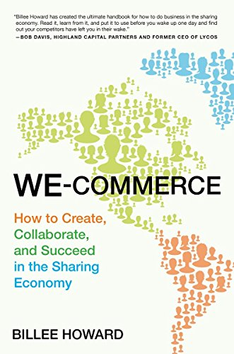 9780399173622: We-Commerce: How to Create, Collaborate, and Succeed in the Sharing Economy