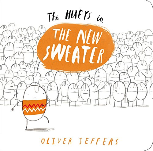 9780399173912: The New Sweater: A Hueys Book (The Hueys)