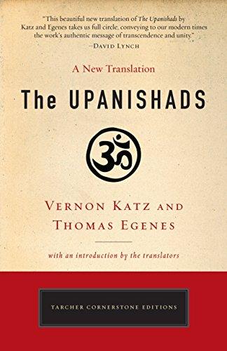 9780399174230: The Upanishads: A New Translation by Vernon Katz and Thomas Egenes