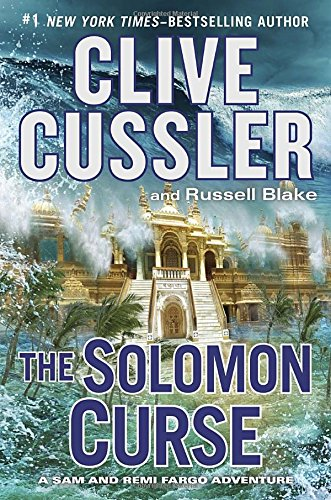 9780399174322: The Solomon Curse (A Sam and Remi Fargo Adventure)