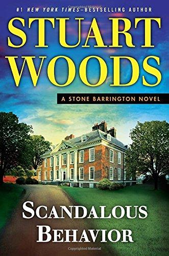 Scandalous Behavior: *Signed*: Woods, Stuart