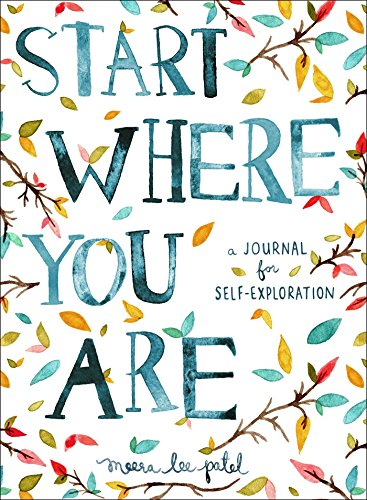 9780399174827: Start Where You Are: A Journal for Self-Exploration