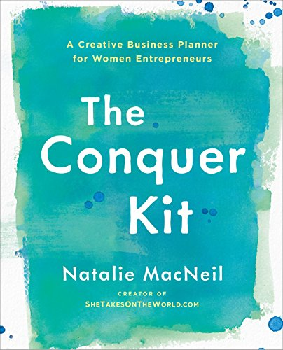 9780399175770: The Conquer Kit: A Creative Business Planner for Women Entrepreneurs