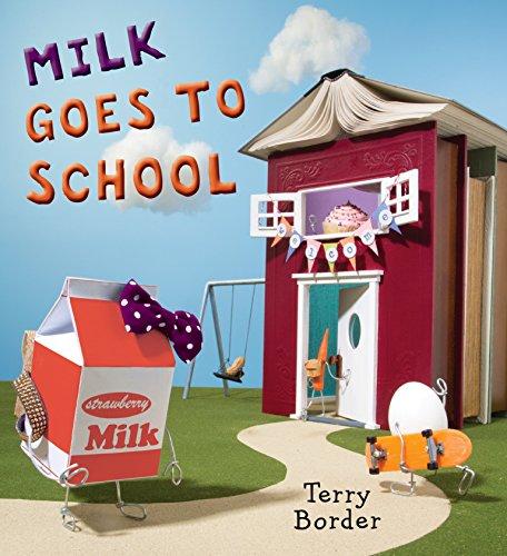 9780399176197: Milk Goes to School