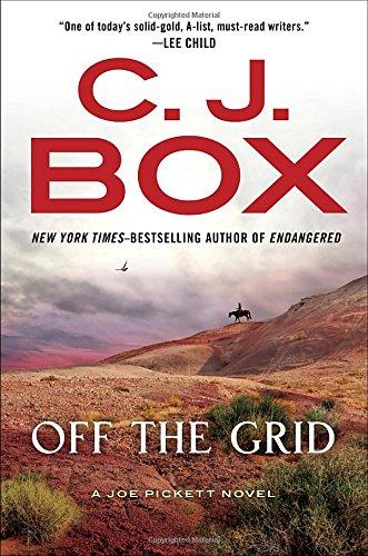 Off the Grid: **Signed**: Box, C. J.