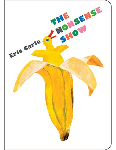 9780399176883: The Nonsense Show (World of Eric Carle)