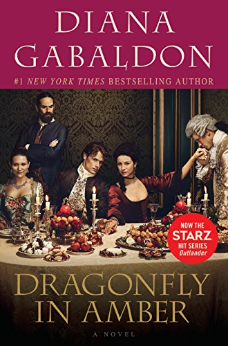 9780399177682: Dragonfly in Amber. Starz TV Tie-In (Outlander)