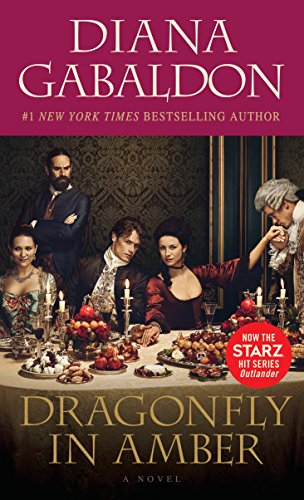9780399177699: Dragonfly in Amber (Starz Tie-in Edition): A Novel (Outlander)