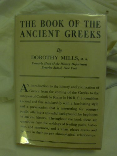 9780399200212: Book of the Ancient Greeks