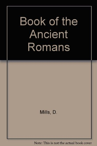 9780399200229: Book of the Ancient Romans