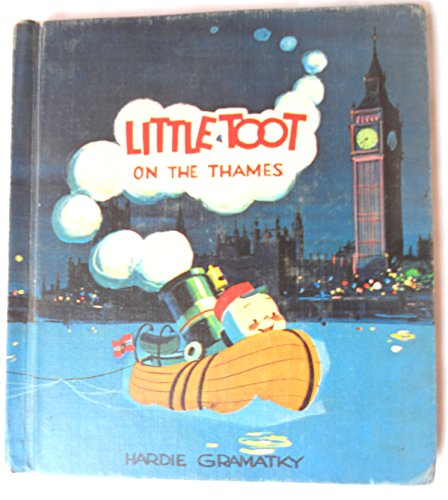 9780399201462: Little Toot on The Thames