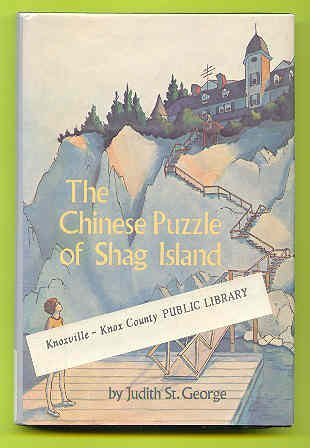 The Chinese puzzle of Shag Island: St. George, Judith