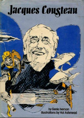 9780399204975: Jacques Cousteau