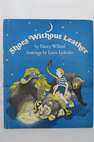 Shoes Without Leather: Willard, Nancy