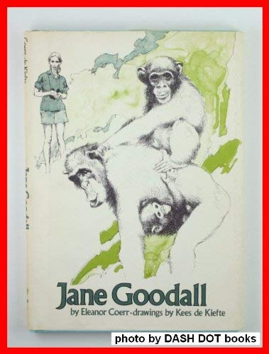 9780399205040: Jane Goodall (A See and read book)