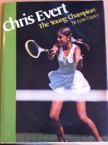 9780399205484: Chris Evert, the young champion