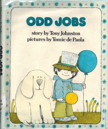 9780399205590: Odd jobs: Story (A See and read storybook)