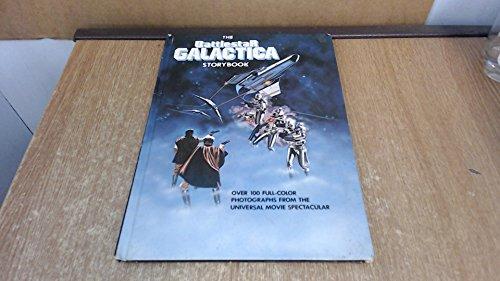 9780399206832: The Battlestar Galactica Storybook