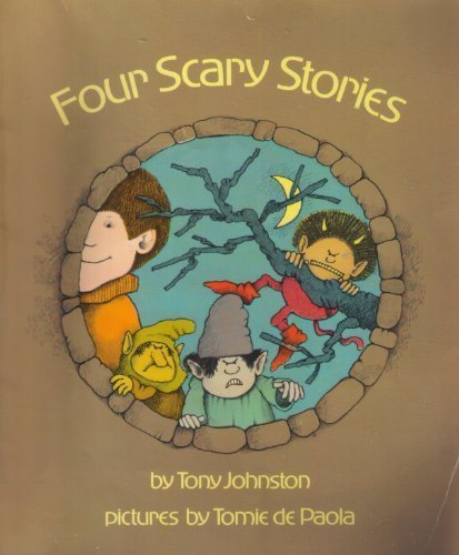 9780399207273: Four Scary Stories