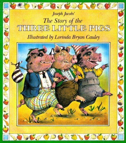 9780399207334: The Story of the Three Little Pigs