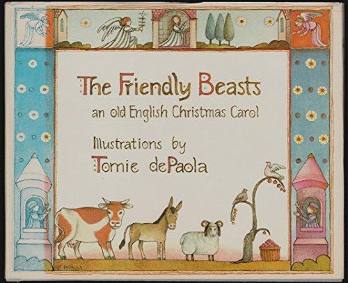 9780399207396: Friendly Beasts: an old English Christmas Carol