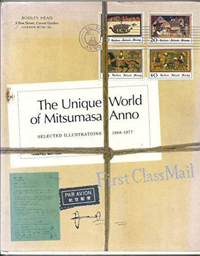 9780399207433: The Unique World of Mitsumasa Anno: Selected Works (1968-1977)