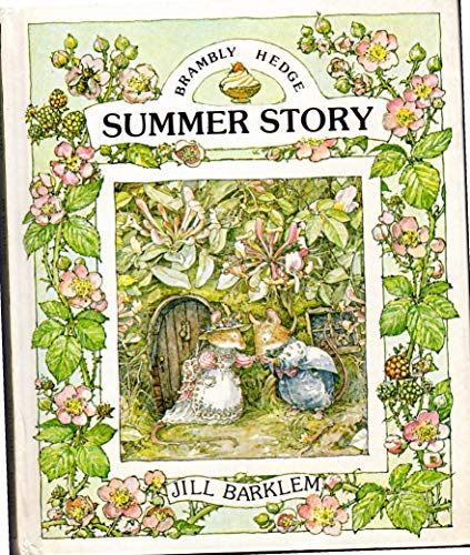 9780399207471: Summer Story (Brambly Hedge)