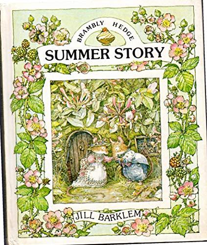 Summer Story (Brambly Hedge Books) (9780399207471) by Barklem, Jill
